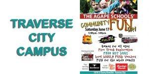 Agape School Community Fun Day – Traverse City
